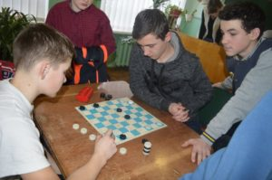 Змагання із шашок