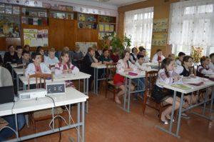 Засідання вчителів української мови та літератури