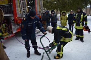 Спільні навчання з рятувальниками