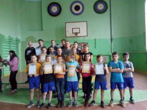 Районні змагання з гирьового спорту