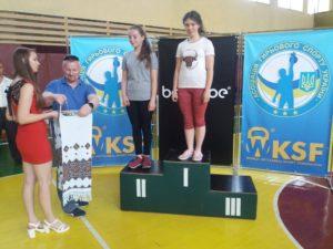 Срібна медаль на чемпіонаті України!