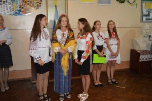 Тиждень призначений Незалежності України