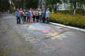 Моя квітуча Україна